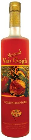 Vincent Van Gogh Vodka Pomegranate